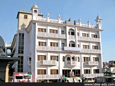 Golden Temple   Accommodations   Staying   Online Rooms