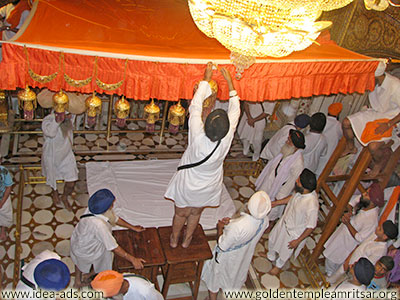 Daily Routine | Golden Temple | Timings | Time Schedule